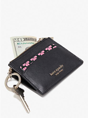 spencer metallic coin cardholder, , rr_productgrid