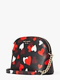 spencer celebration hearts small dome crossbody, , s7productThumbnail