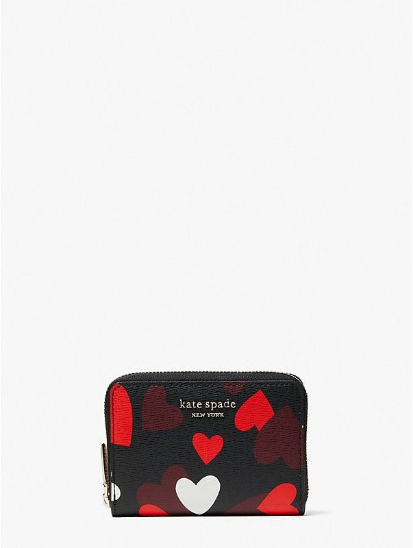 spencer celebration hearts zip cardholder, , rr_large