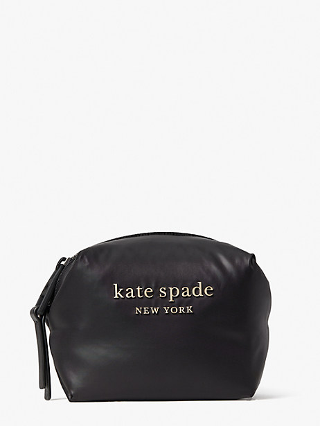 everything puffy mini cosmetic case by kate spade new york