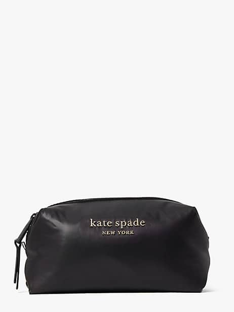 everything puffy medium cosmetic case by kate spade new york