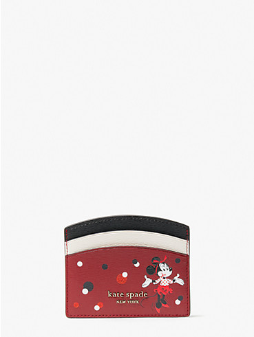 Disney x kate spade new york Minnie Mouse Kartenhalter, , rr_productgrid