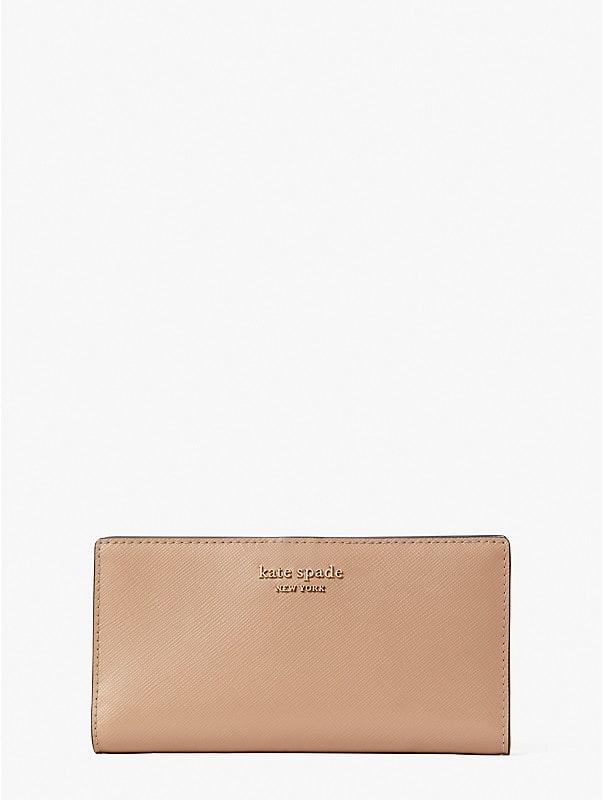 Spencer Klapp-Portemonnaie, schmal, , rr_large