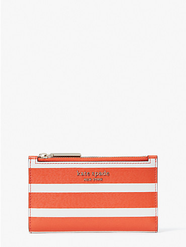 spencer stripe small slim bifold wallet, , rr_productgrid