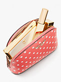 spencer dots small dome cosmetic case, , s7productThumbnail