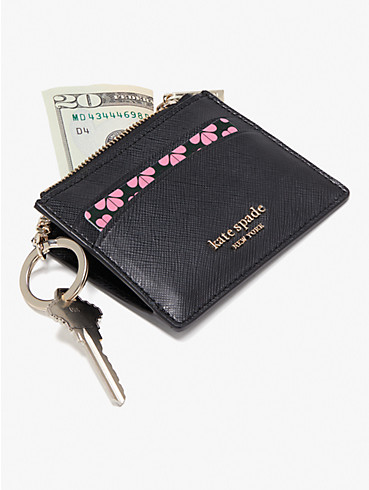 spencer dots coin cardholder, , rr_productgrid