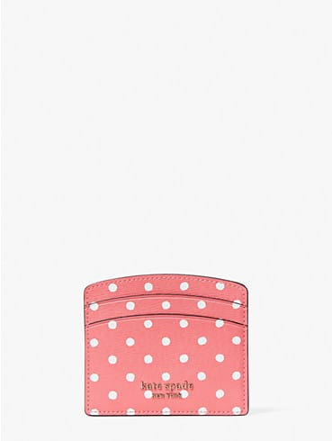 spencer dots cardholder, , rr_productgrid