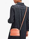 spencer stripe small dome crossbody, , s7productThumbnail