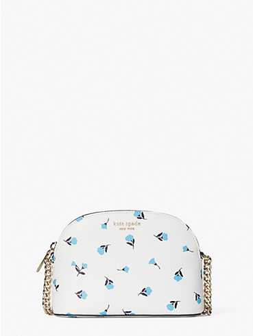 spencer dainty bloom small dome crossbody, , rr_productgrid