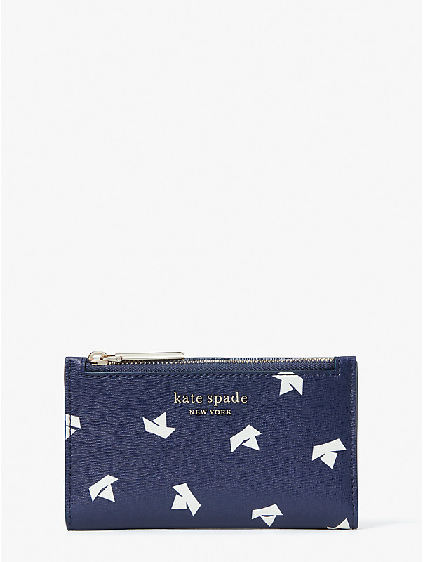 spencer paper boats small slim bifold wallet, , rr_large