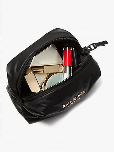 Everything Puffy Kosmetiktasche mit Streifen, mittelgroß, , rr_productgrid