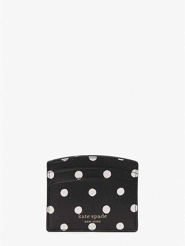 spencer sunshine dot cardholder, , rr_large