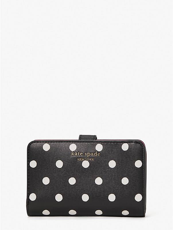 spencer sunshine dot compact wallet, , rr_large