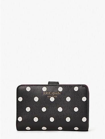 spencer sunshine dot compact wallet, , rr_productgrid