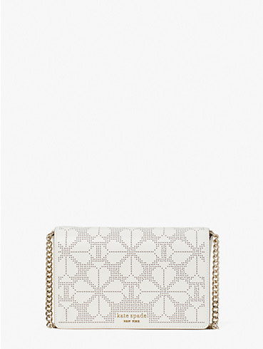spencer perforated chain wallet, , rr_productgrid