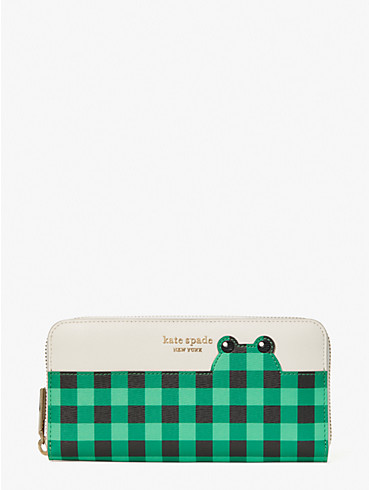 hoppkins zip-around continental wallet, , rr_productgrid