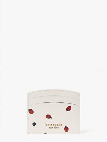 lady bug dots cardholder, , rr_productgrid