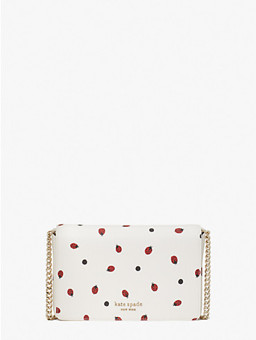 lady bug dots chain wallet, , rr_productgrid