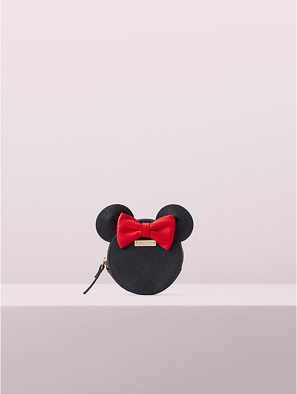 kate spade new york x minnie mouse coin purse, , rr_large