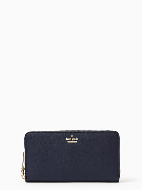 cameron street lacey, blazer blue, large by kate spade new york
