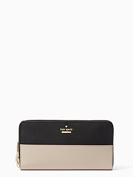 cameron street lacey, tusk/black, medium