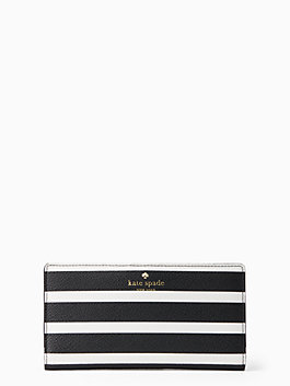 hyde lane stripe stacy, black/cream, medium