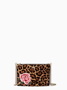 moore lane mini sima, leopard, medium