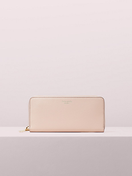 margaux slim continental wallet by kate spade new york