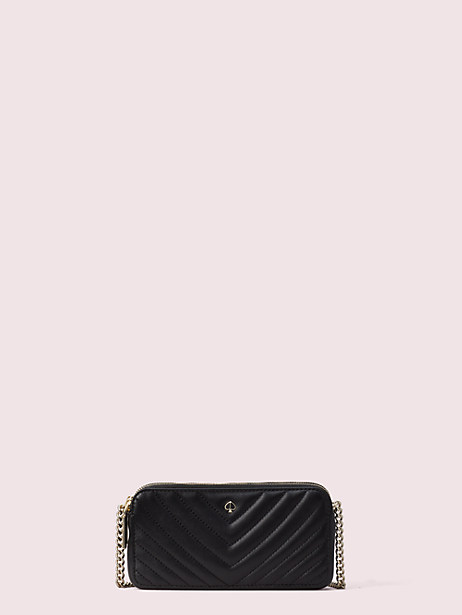 amelia double-zip mini crossbody by kate spade new york