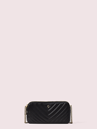 amelia double-zip mini crossbody by kate spade new york non-hover view