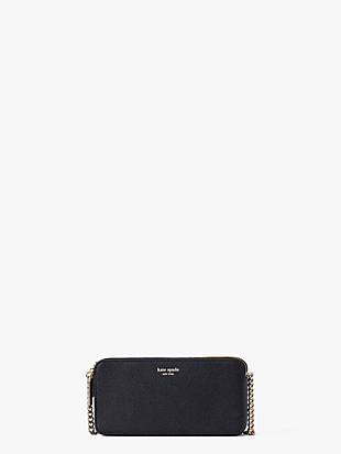 DOUBLE ZIP MINI CROSSBODY by kate spade new york non-hover view