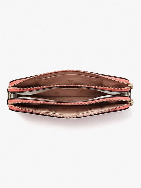 Margaux double zip mini crossbody | Kate Spade New York