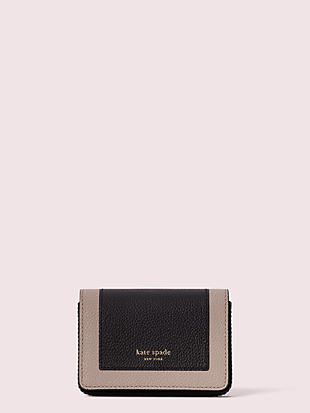 margaux flap card case by kate spade new york non-hover view