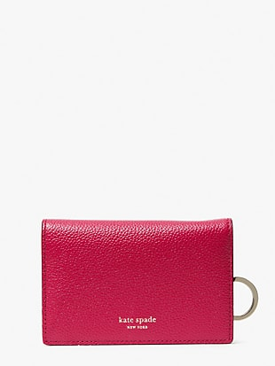 margaux small keyring wallet by kate spade new york non-hover view