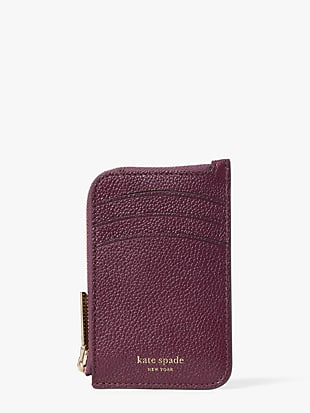 margaux zip cardholder by kate spade new york non-hover view