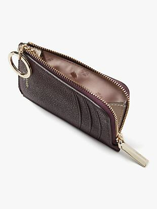 margaux zip cardholder by kate spade new york hover view
