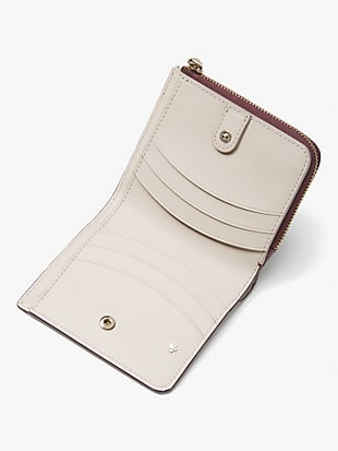 margaux small bifold wallet by kate spade new york hover view