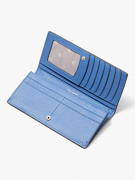 Polly bifold continental wallet   Kate Spade New York