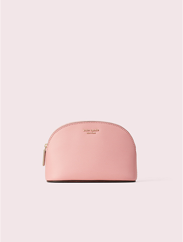 sylvia medium dome cosmetic bag, , rr_large
