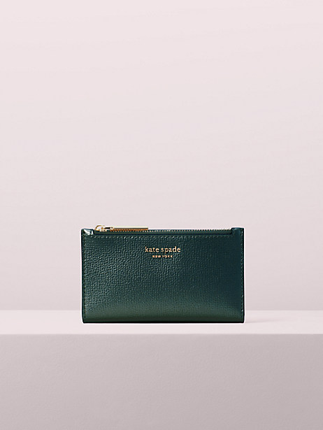 sylvia small slim bifold wallet by kate spade new york