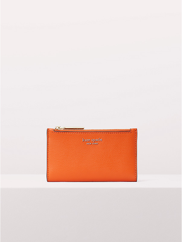 sylvia small slim bifold wallet , , rr_large