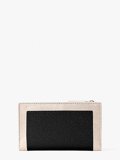 Margaux small slim bifold wallet | Kate Spade New York