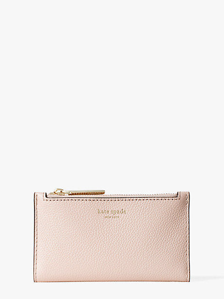 margaux small slim bifold wallet by kate spade new york