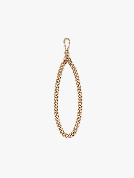 Make it mine chain wristlet strap   Kate Spade New York