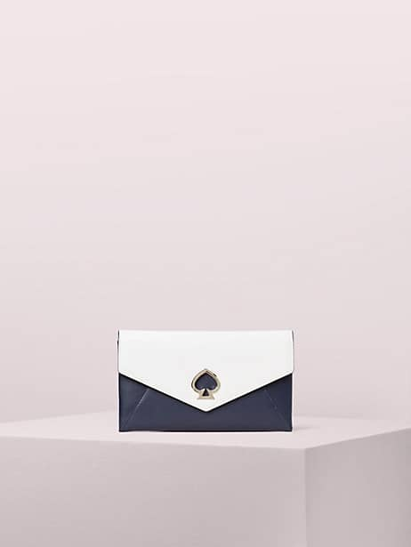 suzy chain clutch by kate spade new york