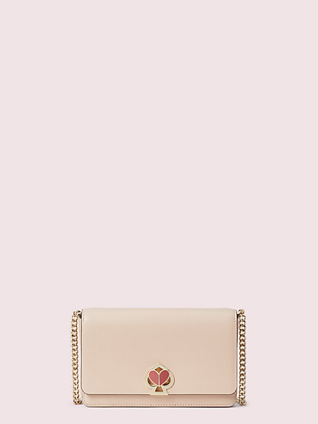 nicola twistlock chain wallet by kate spade new york