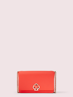 nicola twistlock chain wallet by kate spade new york non-hover view