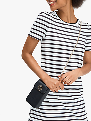 nicola twistlock north south flap crossbody by kate spade new york hover view