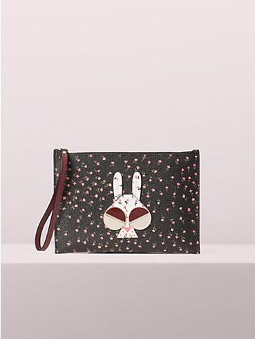 spademals money bunny small wristlet, , rr_productgrid