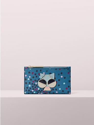 Schmale Spademals Faltbrieftasche Smitten Kitten, , rr_productgrid
